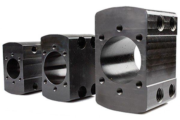 Gehäuse - kompakte Stahlgehäuse - WBG12-000