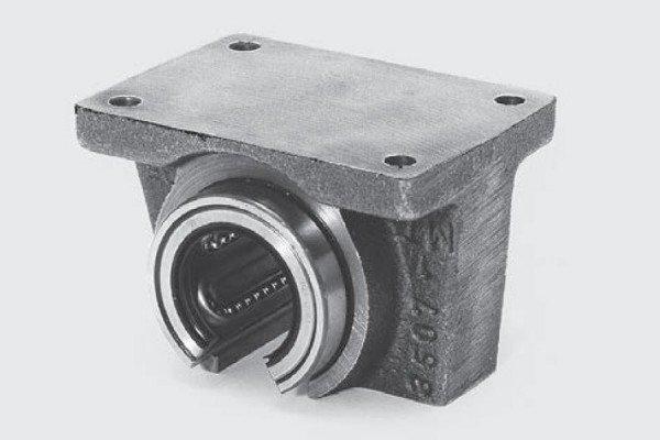 Kugelbuchseneinheit - Lagereinheit - einstellbar - LE68-225
