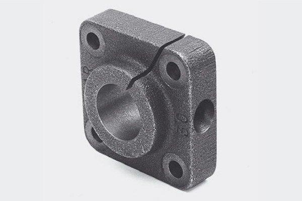 Kugelbuchseneinheit - Flanschwellenhalter - FH56-040