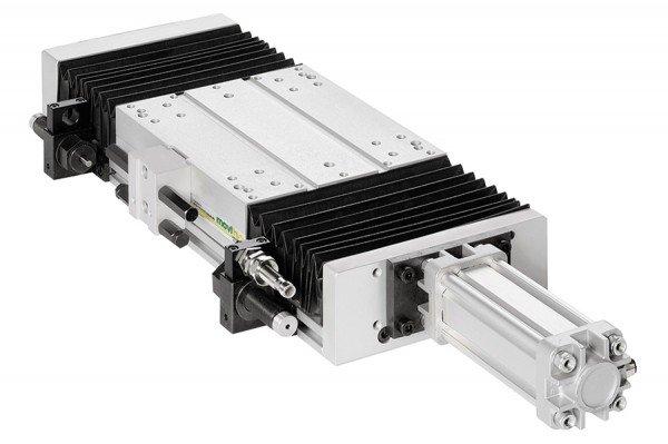 Lineartisch - Pneumatikantrieb - TP400