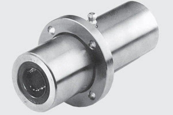 Mittenflansch-Dreifachkugelbuchse - TS02-308