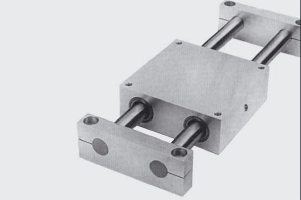 Kugelbuchseneinheit - Viererblock - geschlossen - VB40-830