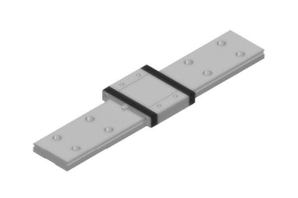 TRETTER-Miniaturführung - Breitwagen - TMW-09N