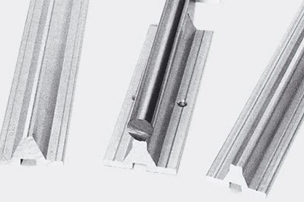 Stahlwelle - Wellenunterstützung - WU50-060
