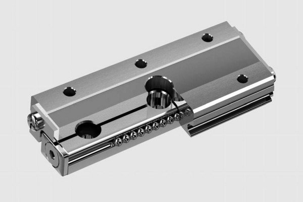 Miniatur-Schienenführung - Präzisions-Miniatur-Rolltisch - ST09-078