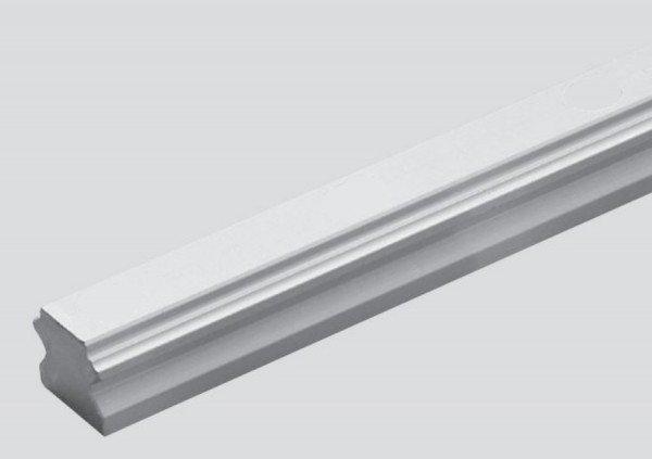 C-Schienenführung - Profilschiene - D25a